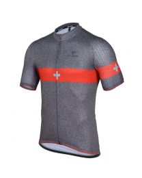 Women's 30th S-Cross Bronze S/Sleeve Jersey (Arm+2cm)