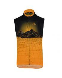Men's Bronze Wind Shield Mesh Vest